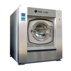 Automatic Barrier Washing Machine Extractor 100kg Strong Bearing Imported