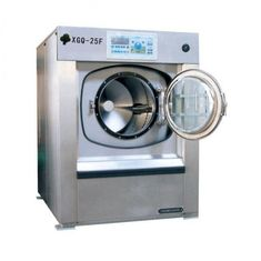 Water Sealed Bearing Commercial Coin Washer And Dryer Shock Resistant Low Noise Free Standing